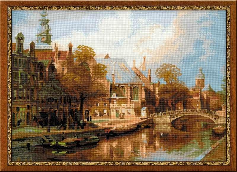 Набор для вышивания амстердам